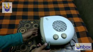 Unbox - Review | Orpat OEH-1260 Room Heater | 2000-Watt
