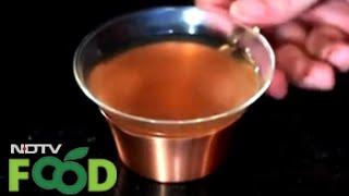 Watch recipe: Fruit Infused Tea