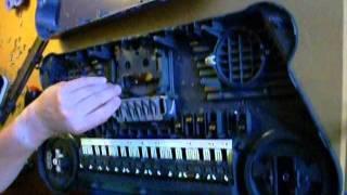 Restoring a CASIO DJ-1