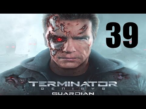 Terminator Genisys: Guardian (iOS) - Walkthrough Part 39 - Region 5: Los Angeles( Mission 10)