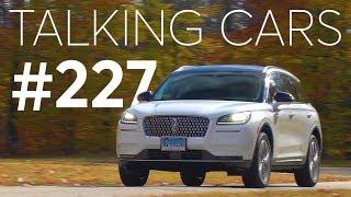 2020 Lincoln Corsair; How Crash Test Dummies Can Cause Injuries   Talking Cars #227