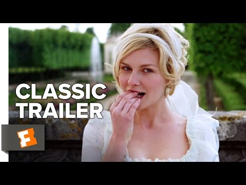 Random Movie Pick - Marie Antoinette (2006) Official Trailer 1 - Kirsten Dunst Movie YouTube Trailer