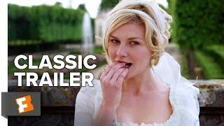 Marie Antoinette (2006) Official Trailer 1   Kirsten Dunst Movie