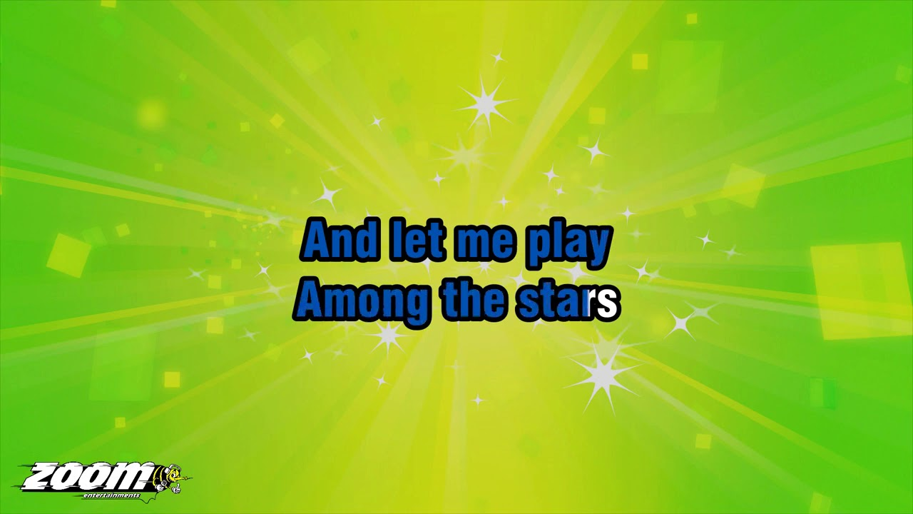Tony Bennett - Fly Me To The Moon (In Other Words) - Karaoke Version from Zoom Karaoke