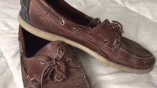 Seabago Docksides Boat Shoes - 5-Year Review