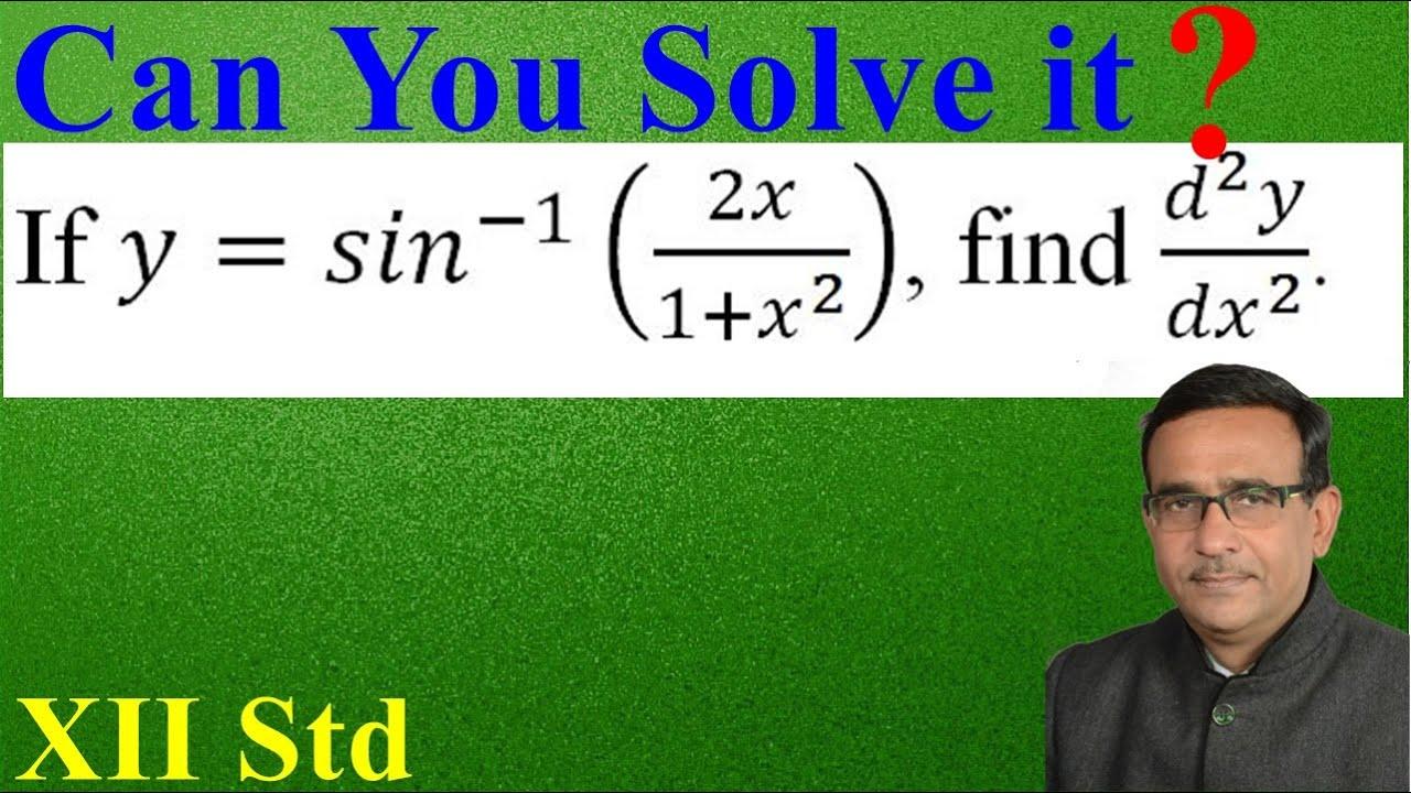 Class 12 Maths Differentiation R B Classes