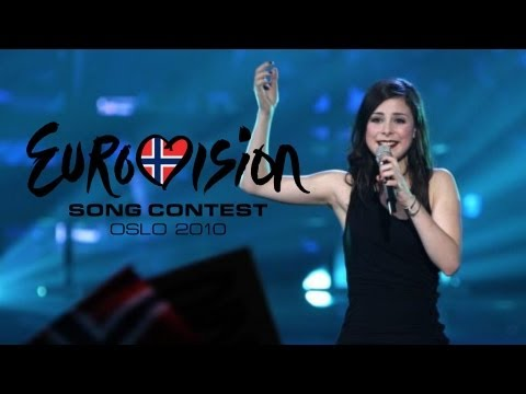Eurovision 2010: Top 39 Songs