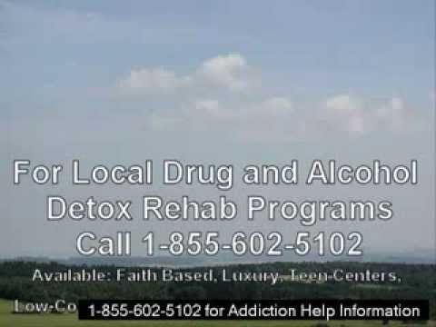 Local Drug Rehab and Alcohol Treatment in Michigan 1-855-602-5102