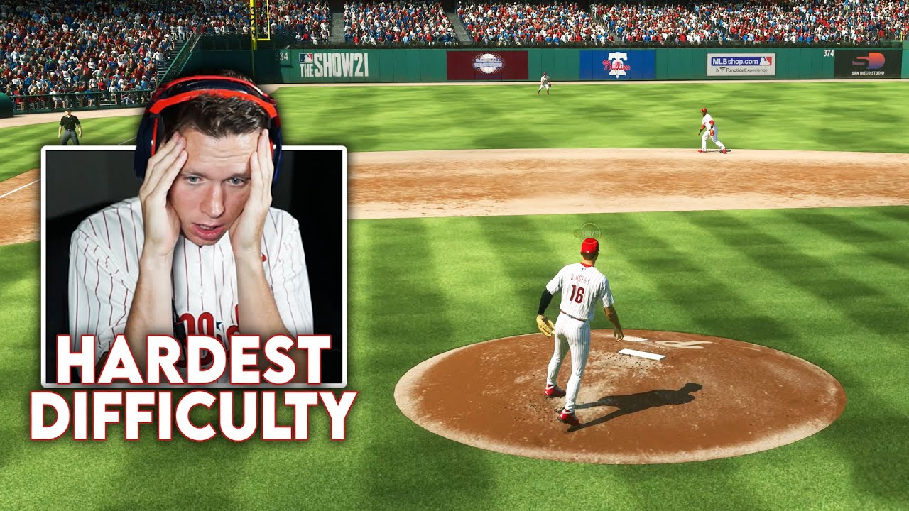 MLB 21 Road to the Show - Part 64 - PITCHING ON THE HARDEST DIFFICULTY