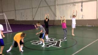 Kids Summer Camp - Columbus, Oh - Athletic Ability Training - K.a.a.t Program - The Spot Athletics