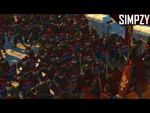 HOUSE TULLY SEVEN KINGDOMS - GAME OF THRONES TOTAL WAR