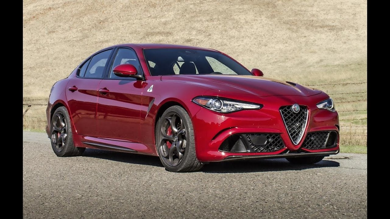 review 2017 alfa romeo giulia is an affordable four door. Black Bedroom Furniture Sets. Home Design Ideas