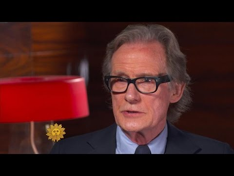 How Bill Nighy learns his lines