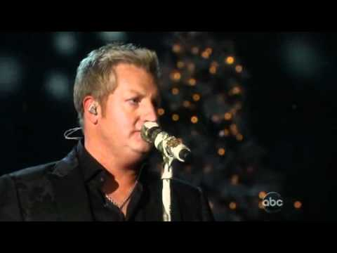 Rascal Flatts - I'm Dreaming Of A White Christmas - YouTube
