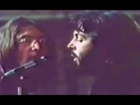 The Beatles - Two Of Us - Get Back sessions