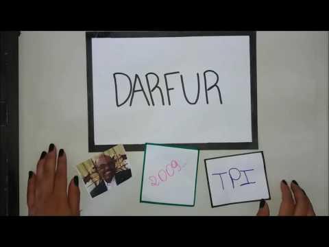 Conflito Darfur