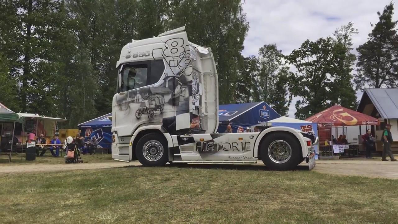 Truck Show 2017 >> Scania Na Truck Show Luznice 2017 Youtube