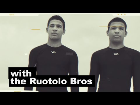 MAT CHAT W/ The Ruotolo Brothers!