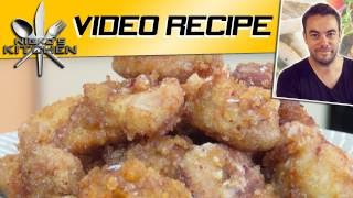 Japanese Fried Chicken (Karaage 唐揚げ) - Video Recipe