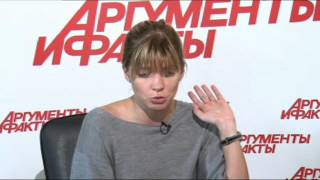 Настя Задорожная: Маленькой девочки больше нет!