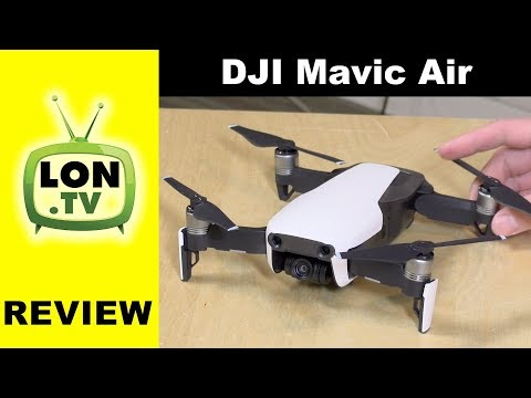 DJI Mavic Air Review - Small Yet Feature Packed Drone
