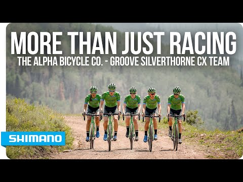 More Than Just Racing: The Alpha Bicycle Co. – Groove Silverthorne CX Team | SHIMANO thumbnail