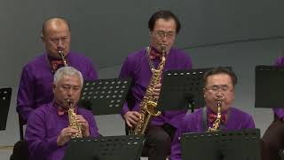 제주에코색소폰앙상블 정기연주회 3 그리운 금강산