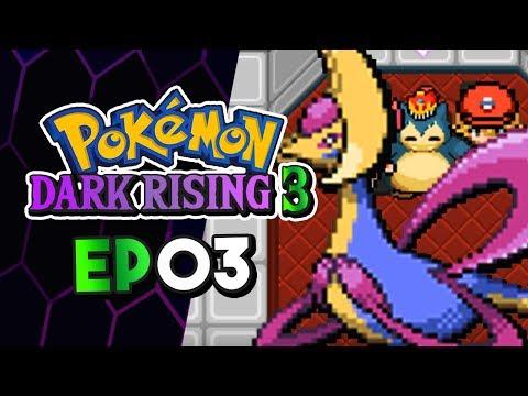 Pokemon Dark Rising 3 Part 3 A KING DETHRONED! Pokemon Fan Game Gameplay Walkthrough