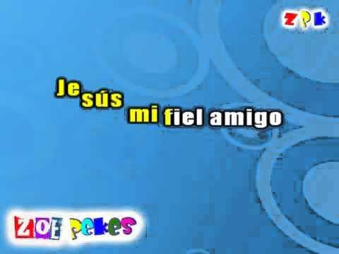 Jesús Mi Fiel Amigo CantaKids Música Cristiana Para Niños Música Más Letra