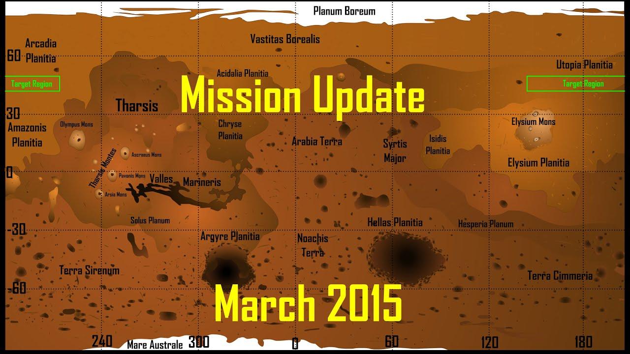 mars mission update - photo #12