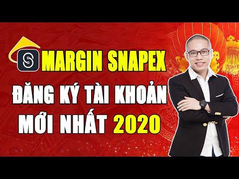 Cách đăng Ký Tài Khoản Sàn Margin Snapex