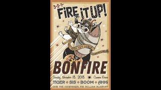 Princeton Bonfire 2018