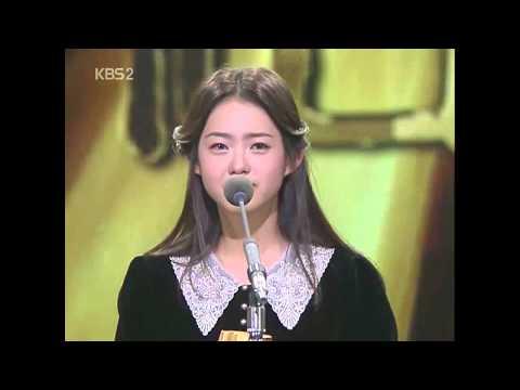 2004 KBS Drama Awards - Go Ara Cut