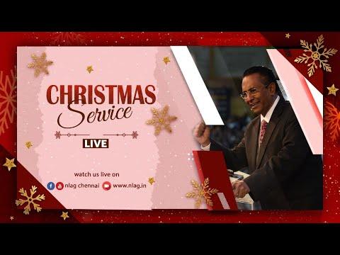 Christmas Service | Rev. D.Mohan |2nd service | 25th Dec 2020
