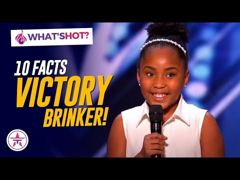 10 Facts You Didn't Know About 9-Year-Old Victory Brinker! Golden Buzzer on America's Got Talent!