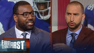 Chris Canty on the keys to success for the NY Giants in 2018 | NFL | FIRST THINGS FIRST