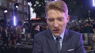 Domhnall Gleeson tells us why we should go and see Mother!