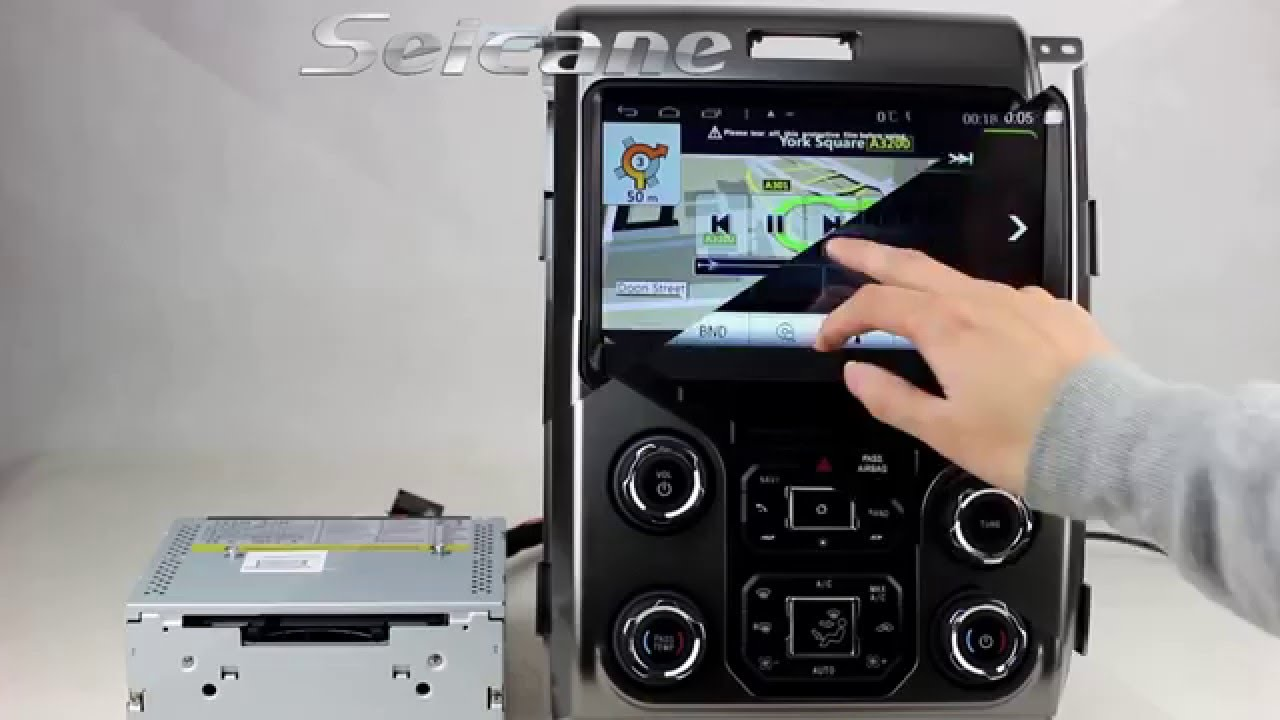 Quad Core 2013 2015 Ford F150 F250 F350 Expedition Android