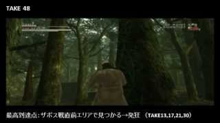 No save no continue scientists FOXHOUND 生放送の記録動画です。TSを...