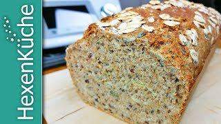 Das schnellste Vollkornbrot der Welt | ruck zuck Brot ohne Gehzeit | Thermomix TM5 Rezept