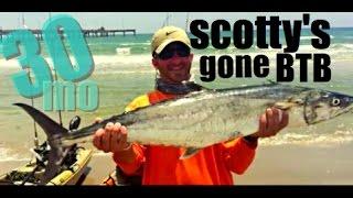 HUGE KING MACKEREL offshore fishing Corpus Christi, TEXAS