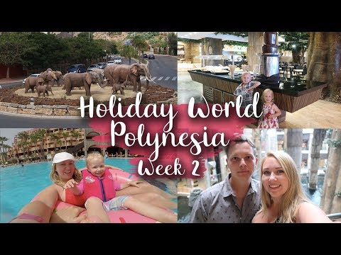 WEEK 2 AT HOTEL POLYNESIA, BENALMADENA - EXPLORE HOLIDAY VILLAGE HOTEL - LOTTE ROACH