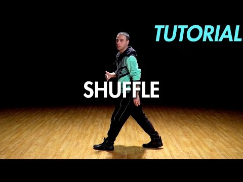How to Shuffle (Dance Moves Tutorial) | Mihran Kirakosian