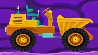 ТРАКТОР. Мультик про трактор. Собираем тракторы на машиностроительном заводе. Развивающий мультик