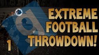 Extreme Football Throwdown! (gmod): W/ Gassy, Diction, Utorak, & Chilled #1