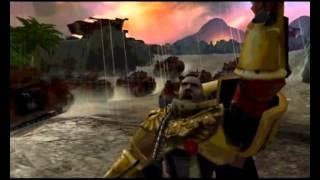 Warhammer 40,000: Dawn of War — Soulstorm (Intro rus long)
