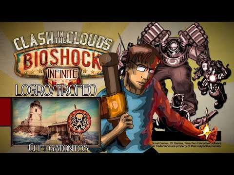 "Bioshock Infinite | Logro/Trofeo DLC | ""Cuelga Tontos"""