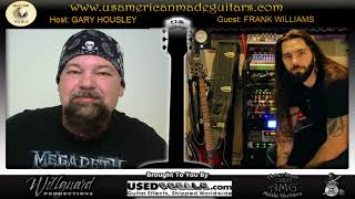American made guitar show interview Frank Williams of Willguard Productions