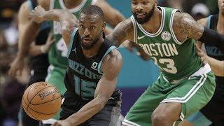 Kemba Walker 43 Points vs Kyrie Irving Celtics! 2018-19 NBA Season