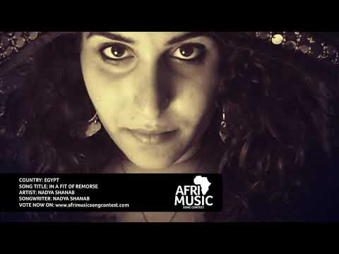 AfriMusic Egypt Nadya Shanab In A Fit Of Remorse